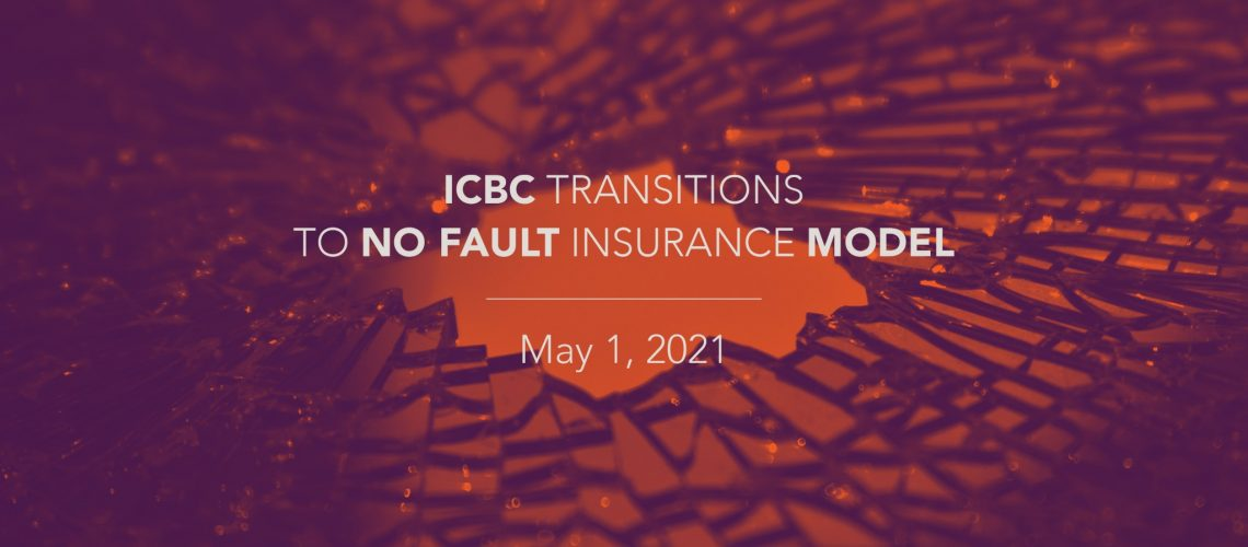 ICBC No Fault Insurance